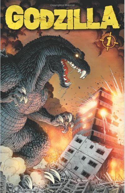 Godzilla Volume 1 (Swierczynski) Paperback – November 27, 2012