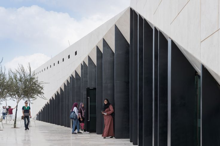 Gallery of The Palestinian Museum / heneghan peng architect - 5