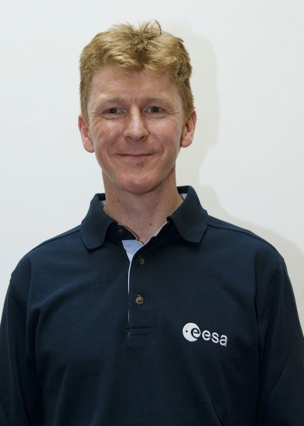 11 Things You Should Know About Tim Peake, Britain's First Astronaut In 20 Years