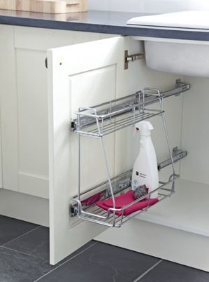 Wickes Under Sink Pull Out | Wickes.co.uk