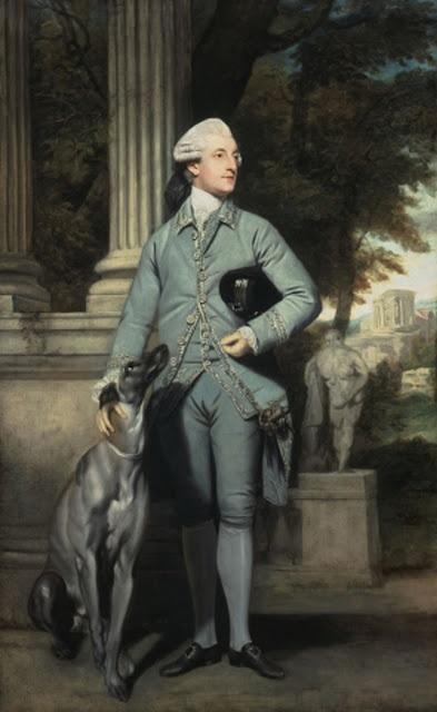 REYNOLDS SIR Joshua - British (Plympton St. Maurice (Devon) 1723 - 1792 London) -  Richard Peers Symons 1771