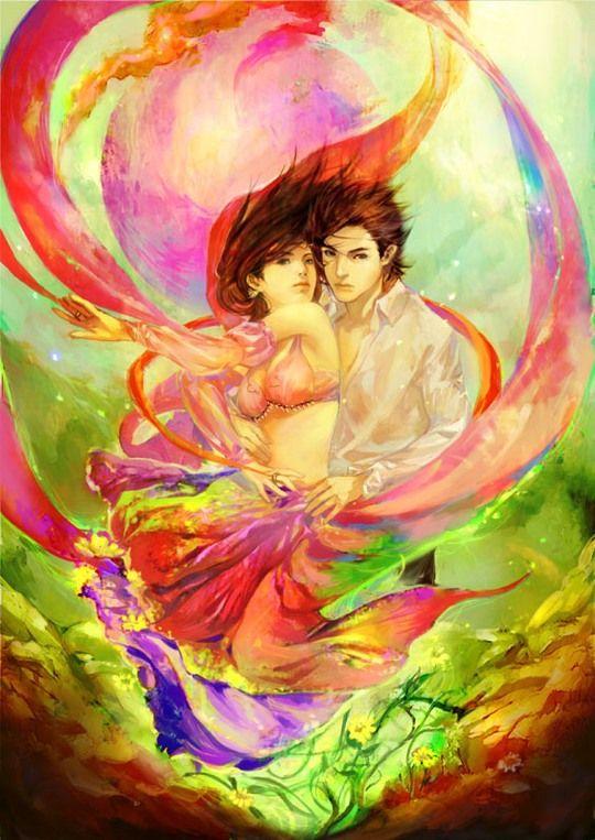 пара танцует картинки фэнтези нужно