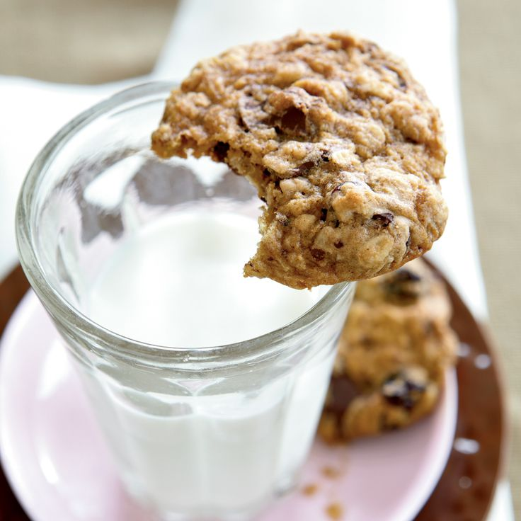 """Category winner: Desserts.  """"I love chocolate and cherry flavors together, and I found great dried cherries from Maine for this recipe. I..."""
