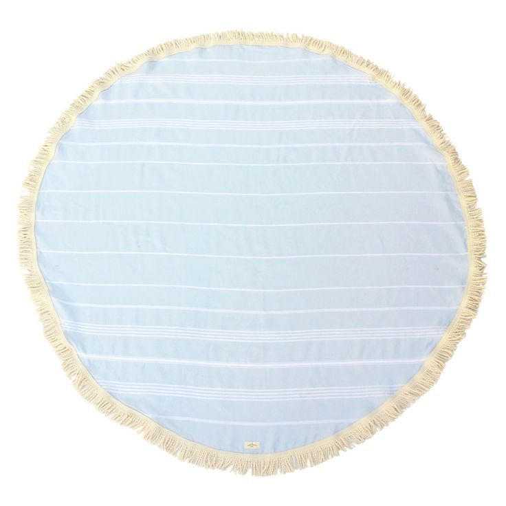 The San Clemente-A Beautiful Organic Turkish Cotton Beach Blanket