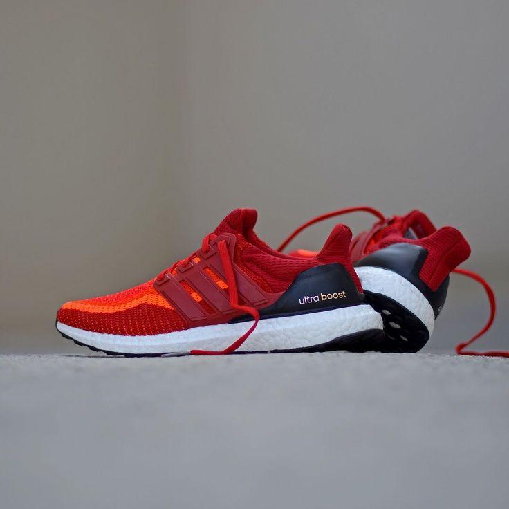 63ccfdbde ... greece adidas ultra boost red gradient. disponible en ligne sur snkrs.  available on snkrs ...