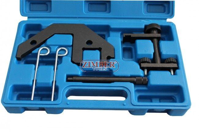 К-т за зацепване на  двигатели BMW M47 / M57 ZT-04172(04A2007)- SMANN TOOLS.