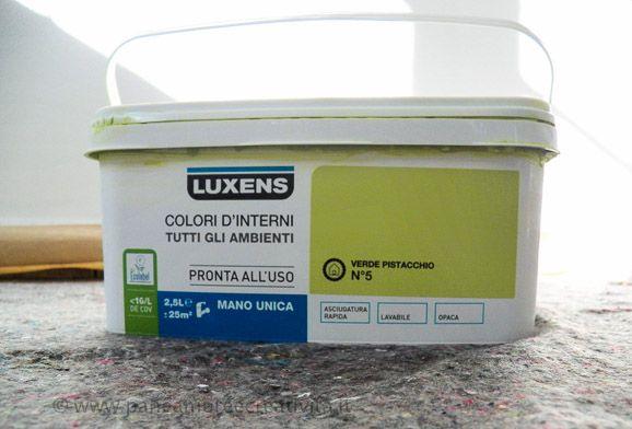 Pittura verde pistacchio - Leroy Merlin