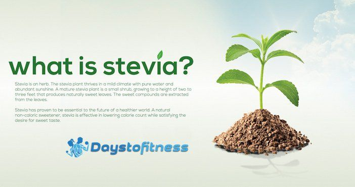What is Stevia ? Is it a healthy sugar alternative ?