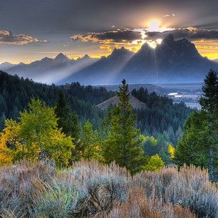 Grand Teton National Park (Wyoming) | Community Post: 11 Beautiful Photos Of America That Will Blow You Away