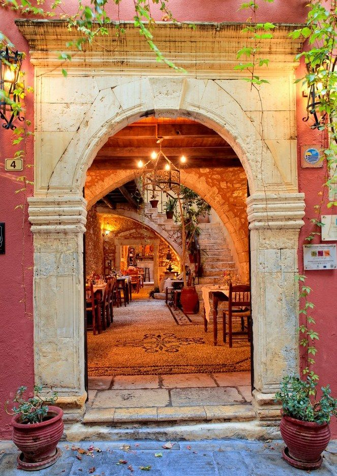 """Veneto"" Boutique Hotel in Rethymno - Crete"