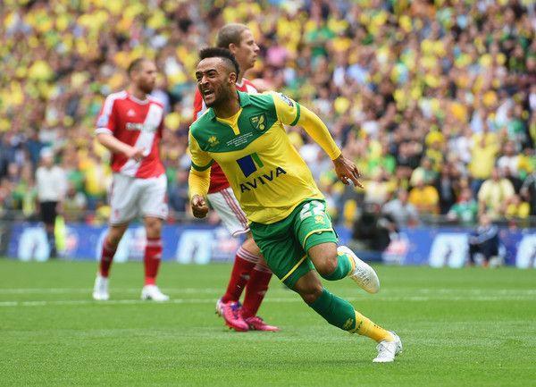 Nathan Redmond Photos - Middlesbrough v Norwich City - Sky Bet Championship Playoff Final - Zimbio