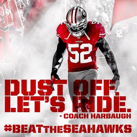 Beat The SeaHawks