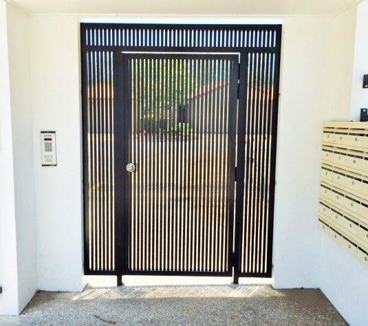 Aluminium PA Gate