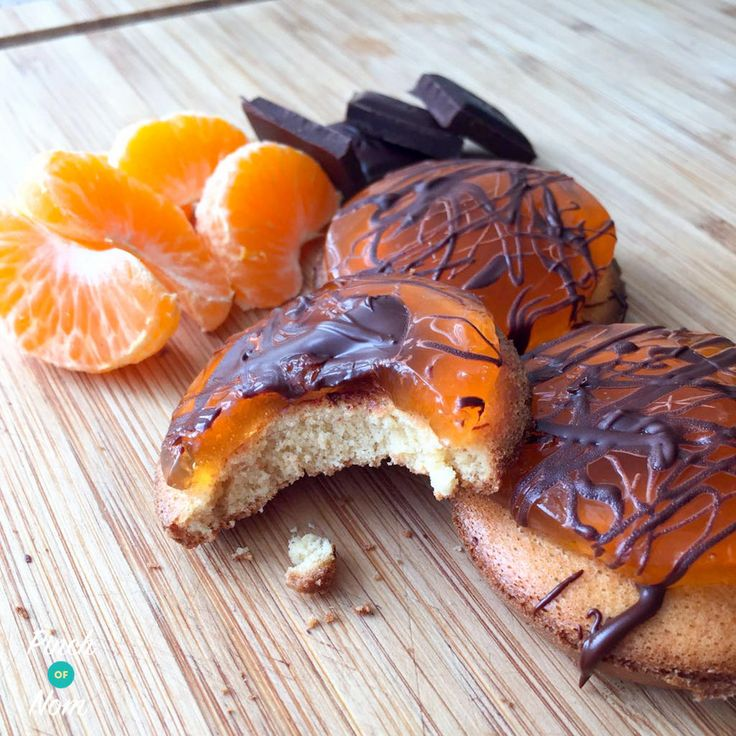 1 Syn Each Jaffa Cakes | Slimming World