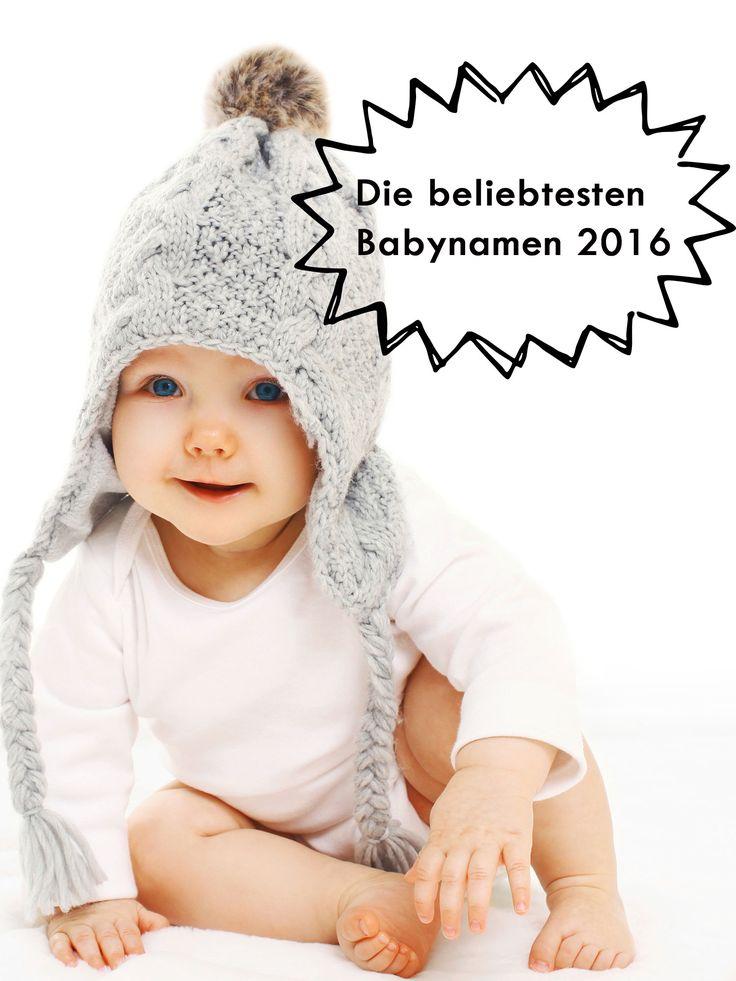 Die Beliebtesten Babynamen
