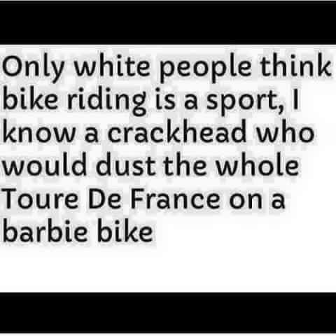 Funniest Memes Of 2015: Only white people think bike riding is a ...