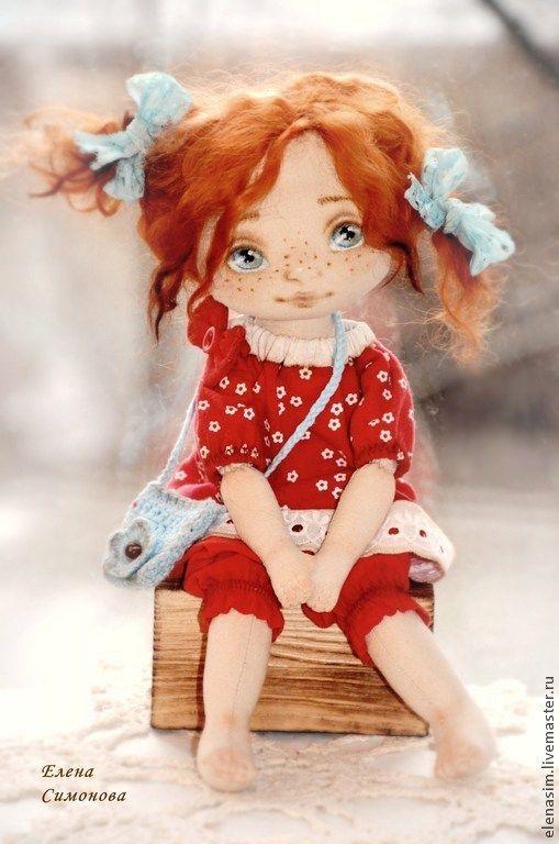 Коллекционные куклы ручной работы. Ася. Елена Симонова (elenaSim). Интернет-магазин Ярмарка Мастеров. Коллекционная кукла, подарок девушке