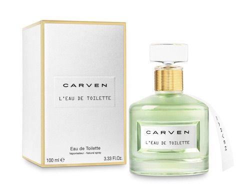 Carven L'Eau de Toilette ~ New Fragrances