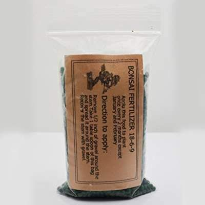Slow Release Bonsai Fertilizer Pellets