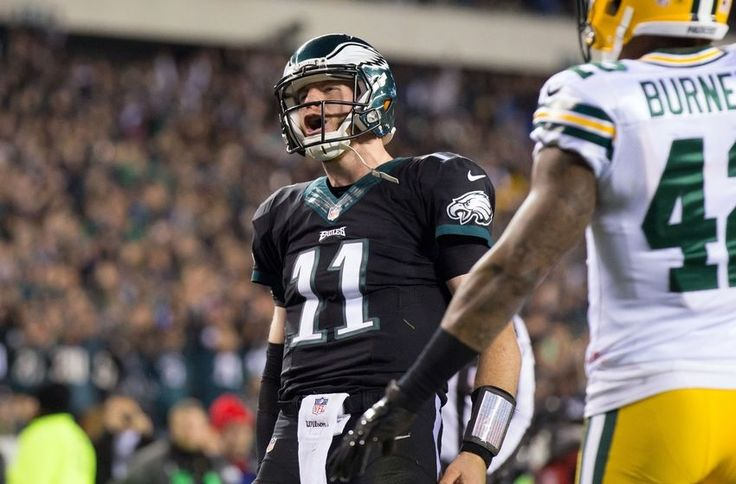Philadelphia Eagles not far off from winning a Super Bowl