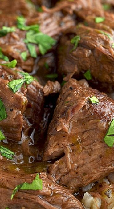 Easy Stew Beef and Rice Recipe