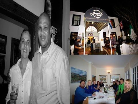 Travellers Worldwide fundraiser for the youth development centre @Harry B's Restaurant in Knysna, South Africa