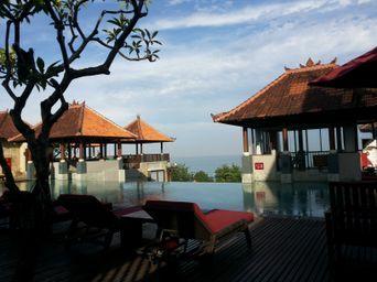 Rooftop pool, Mercure Kuta  #bali #rooftop #pool #kuta