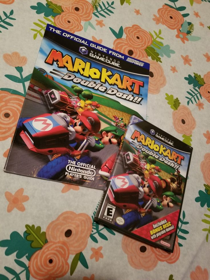 Nintendo Gamecube - Mario Kart: Double Dash!! (Special Edition) 2003 w/ Guide: $49.99 End Date: Wednesday Mar-7-2018 16:02:31 PST Buy It…