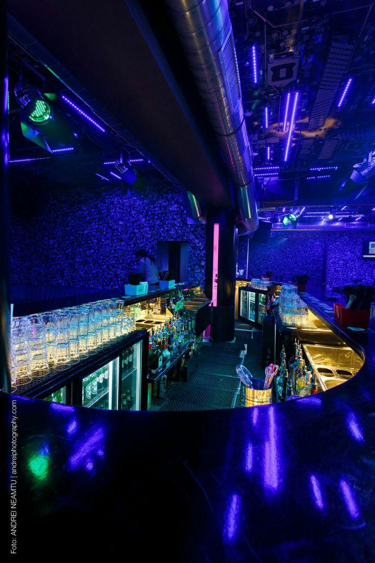 Interior by GH: Phi18 Club&Cafe Cluj