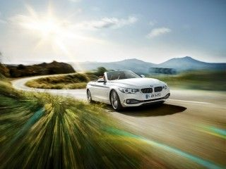 2014 BMW 4-Series Convertible: $49,675 Gets You 3+1 In The Sun
