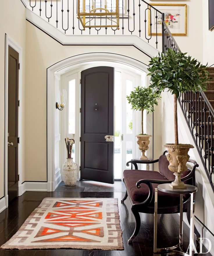 Classic Entrance Halls 10 Best: 4161 Best Images About Entry/Staircase/Hallways On