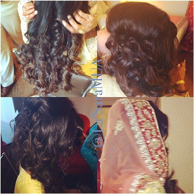 Steppin up my #bridalhair game! Unleashing other Passions. #Makeup is still #1 (will post the makeup look soon). #hair #hairdo #hairdown #bouffant #updo #hairup #hotd #lotd #potd #beauty #mua #stylist #beautyguru #pakistaniwedding #desiwedding #indianwedding #weddingseason #wedding #ighair #hairlife #artist #glam #bridal
