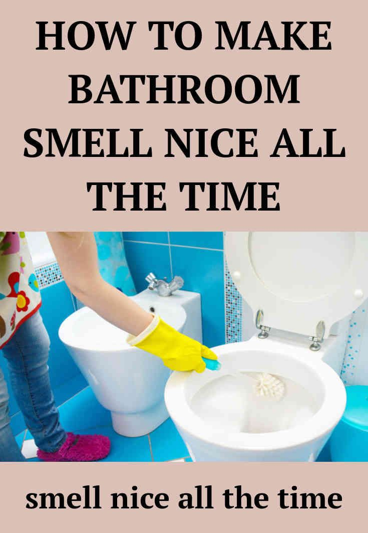 13 Easy Ways To Get Rid Of Bathroom Smells Bathroom Smells