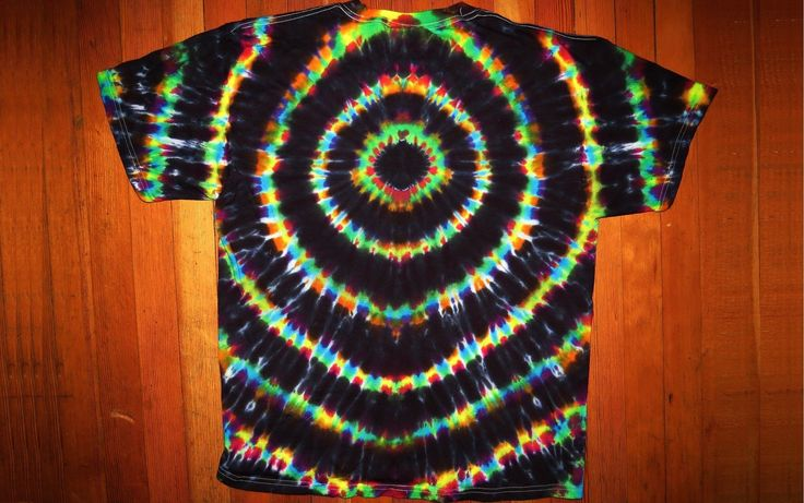 Secrets of Tie Dye: The Black Hole (Part I) - YouTube