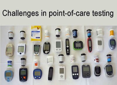Challenges in point-of-care testing