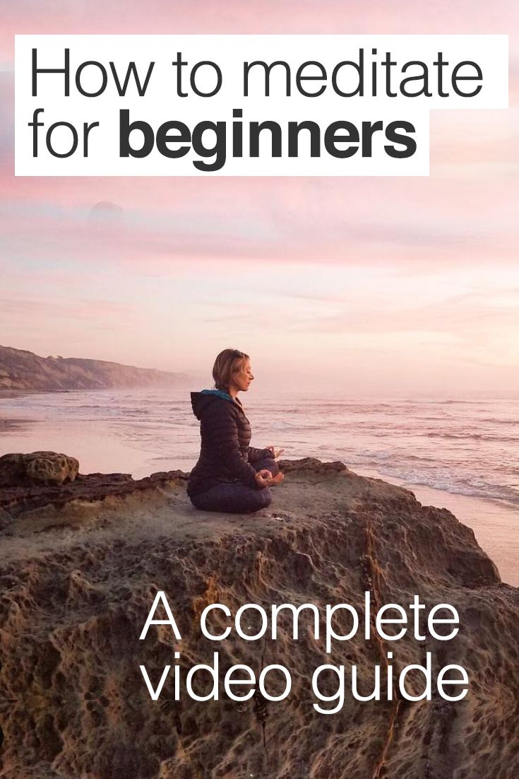 Learn how to meditate with this beginners guide to meditation. The general benef…