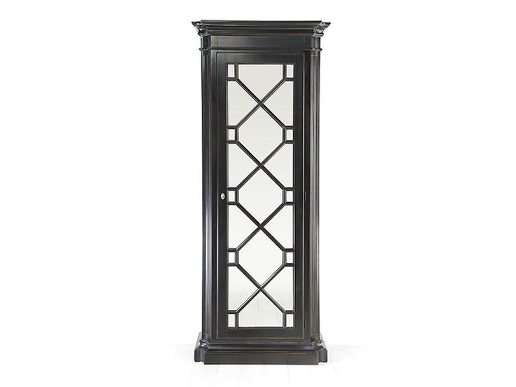 Wooden display cabinet NEST   Display cabinet - MARIONI