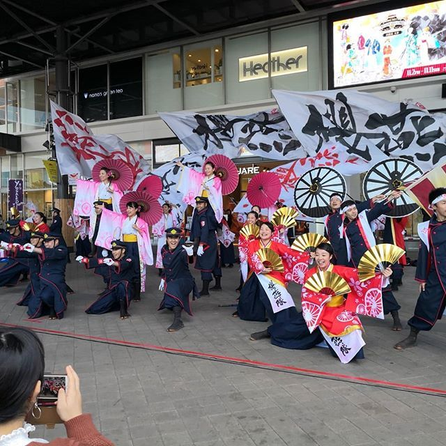 jr九州櫻燕隊ハッシュタグ instagram 写真と動画 よさこい祭り 九州 のろ
