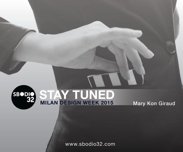 Mary Kon Giraud #MaryKonGiraud #Sbodio32 - #FuoriSalone at #VenturaDistrict #Lambrate365 #Sbodio32Contributors