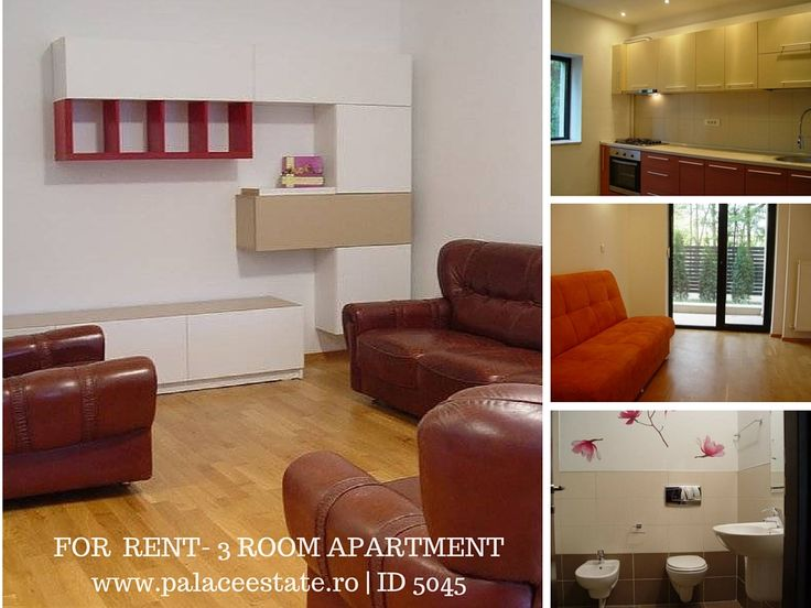 The apartment has an usable area of 93 square meters, structured as two bedrooms, two bathrooms, kitchen, dining area and living room. Benefits of one parking place. It is fully furnished and equipped. www.palaceestate.ro | ID 5045