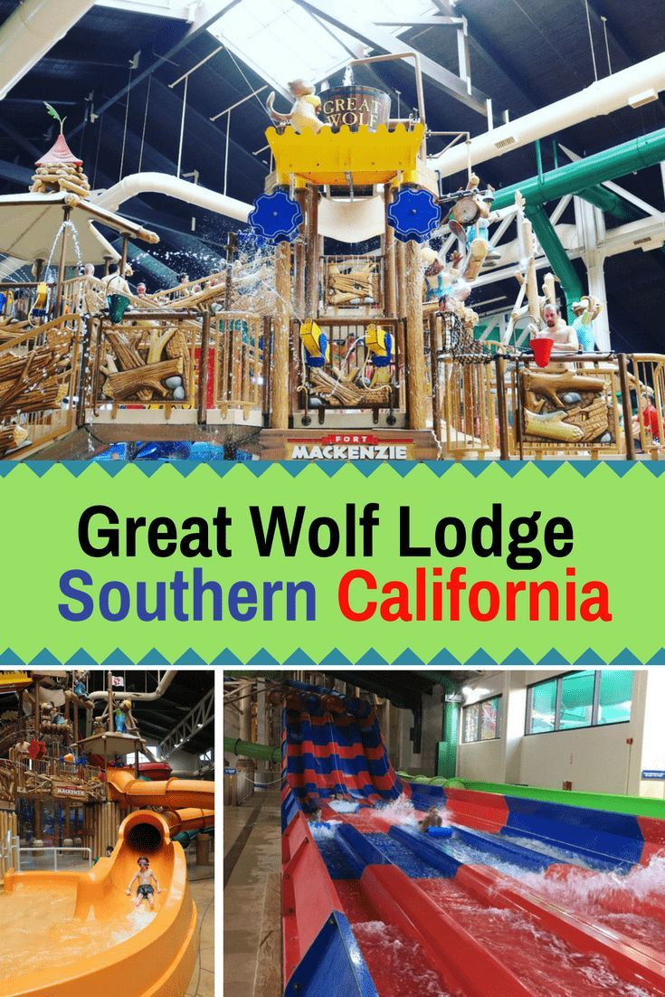 Are you planning a vacation to Great Wolf Lodge in Southern California? Make your next family vacation destination Great Wolf Lodge Anaheim, where family getaways are easy with everything under one roof! Splash away in their indoor water park, explore act