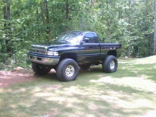 1999 Dodge Ram Trucks #1999DodgeRam