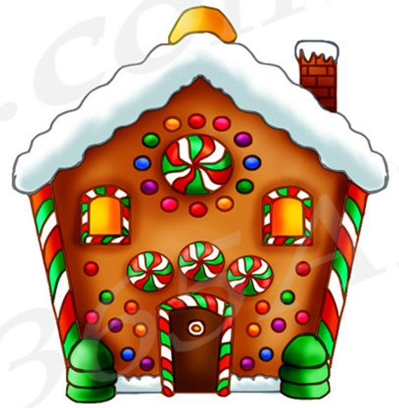 34++ Gingerbread house clipart transparent background information
