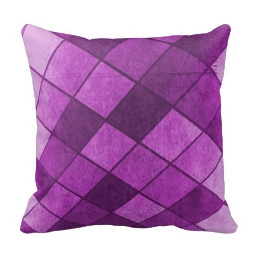 Purple Decorative Bedroom Pillows : 294 best images about Purple Bedroom Ideas on Pinterest Circle pattern, Duvet covers and Purple