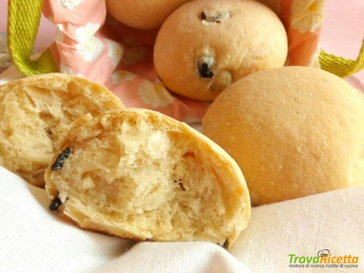 PANINI ALLE OLIVE  #ricette #food #recipes