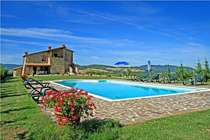 Villa Costa - Radicondoli - Tuscany