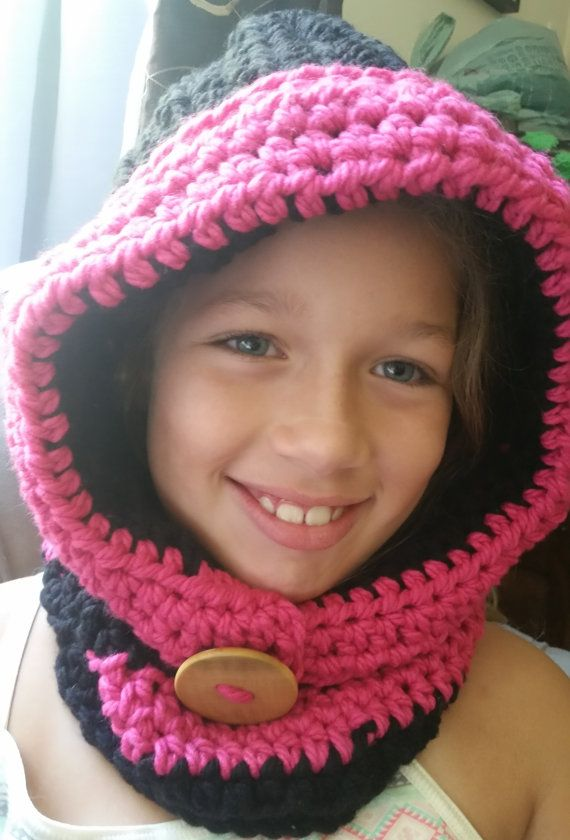 Hey, I found this really awesome Etsy listing at https://www.etsy.com/ca/listing/474389429/hooded-cowl-crochet-hooded-cowl-chunky