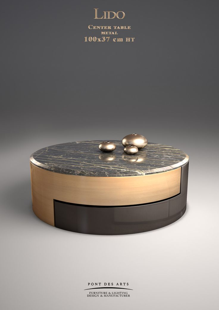 lido center table designer monzer hammoud pont des arts studio paris coffee side