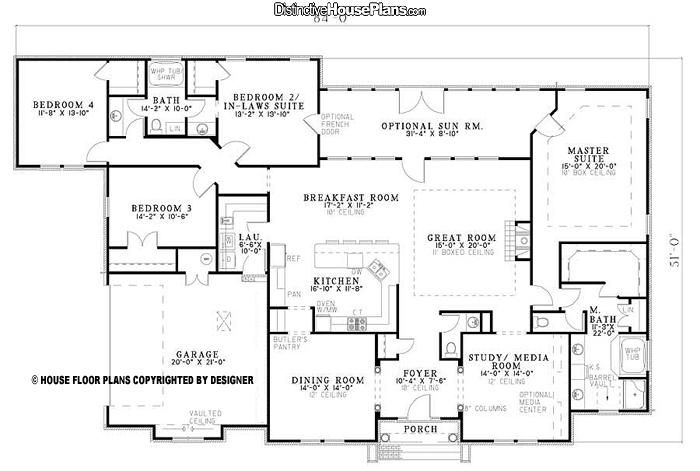 Floor plan house ideas pinterest for Small european house plans