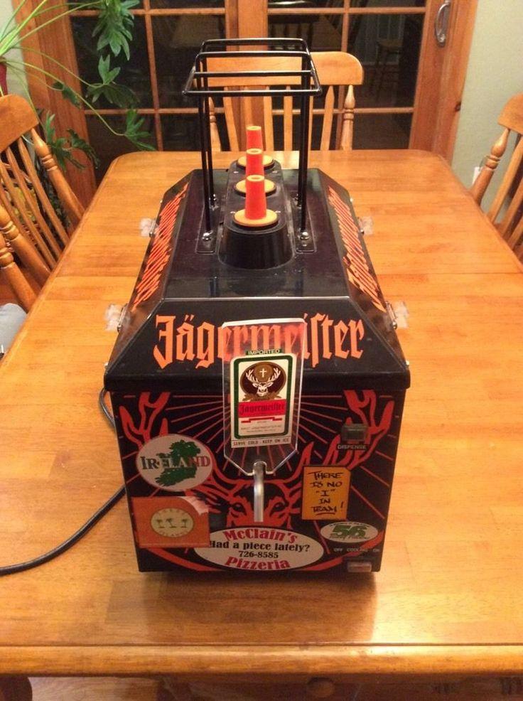 jagermeister 3 bottle tap machine